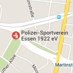 Anfahrt PSV Essen